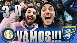 SUPERKEITA...INTER 3-0 FROSINONE | SAN SIRO LIVE REACTION GOL HD