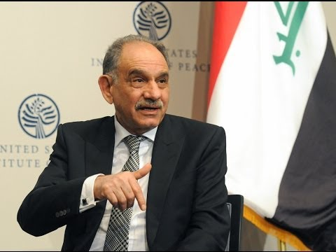 Governance and Stability in Iraq - Deputy Prime Minister of the Republic of Iraq
