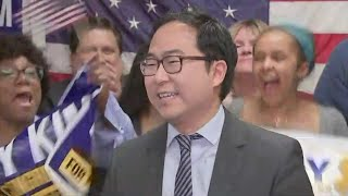 Democrat Andy Kim Claims Victory In New Jersey's 3rd Congressional District Race