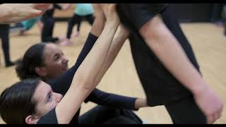 Dance Journeys 2019: In rehearsals with Friern Barnet School | English National Ballet
