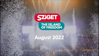 See you on The Island Of Freedom in 2022 - freer than ever!
