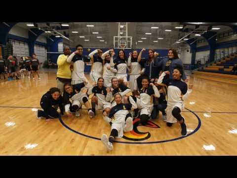 Leyden Girls Basketball 2016 -17