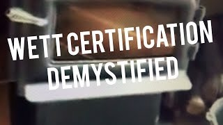 WETT Certification, Certified Inspection Explained by Inspector - Victoria BC