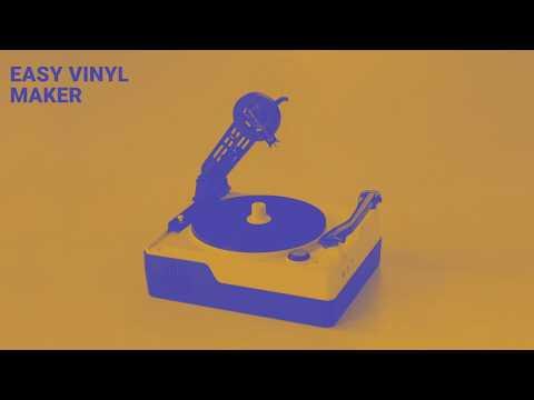 スズキユウリがレクチャー!〈トイ・レコードメーカー〉でレコードをカッティングしてみよう。