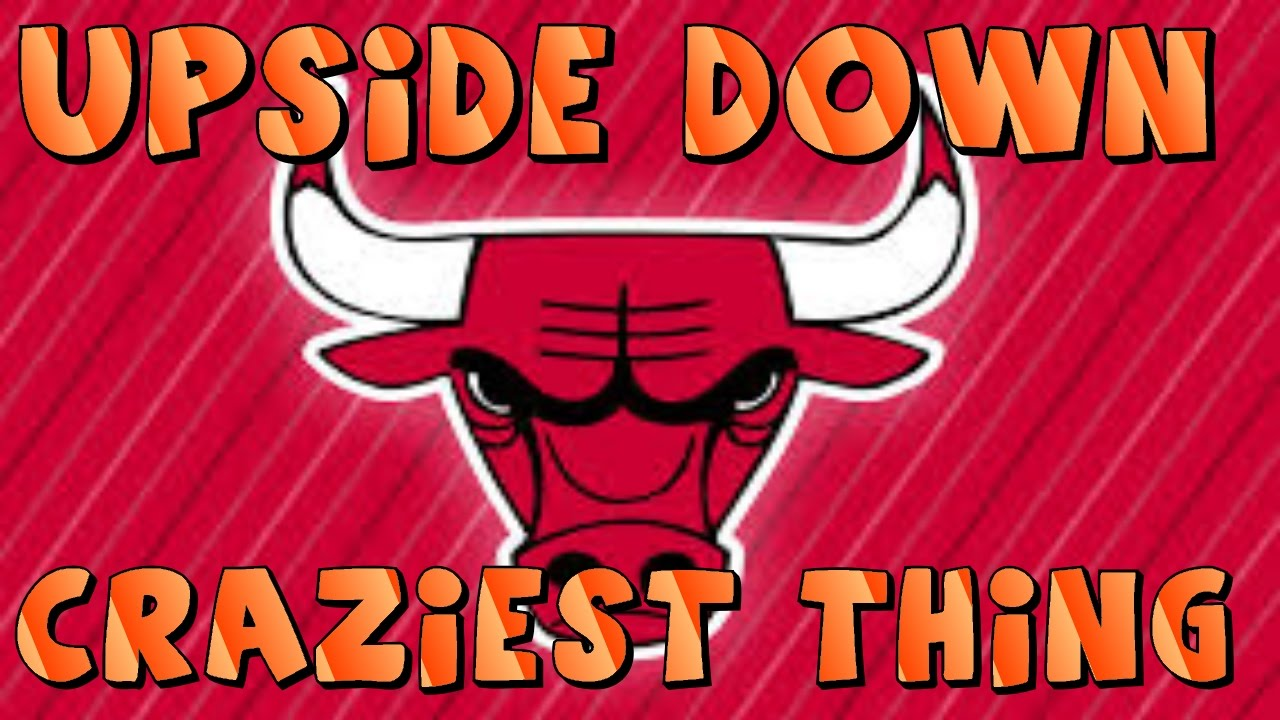 Chicago Bulls Logo Upside Down You Won T Believe This Youtube