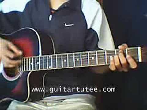 Hey Ya (of Outkast, By Www.guitartutee.com)