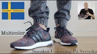 22000d42db4d Sneaker Unboxing På Svenska (Swedish) - Ultra Boost Multicolor - Mr Stoltz  2017