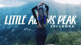 LITTLE ADAMS PEAK, SRI LANKA - SHOT ON GALAXY S7 AND MAVIC PRO 4k