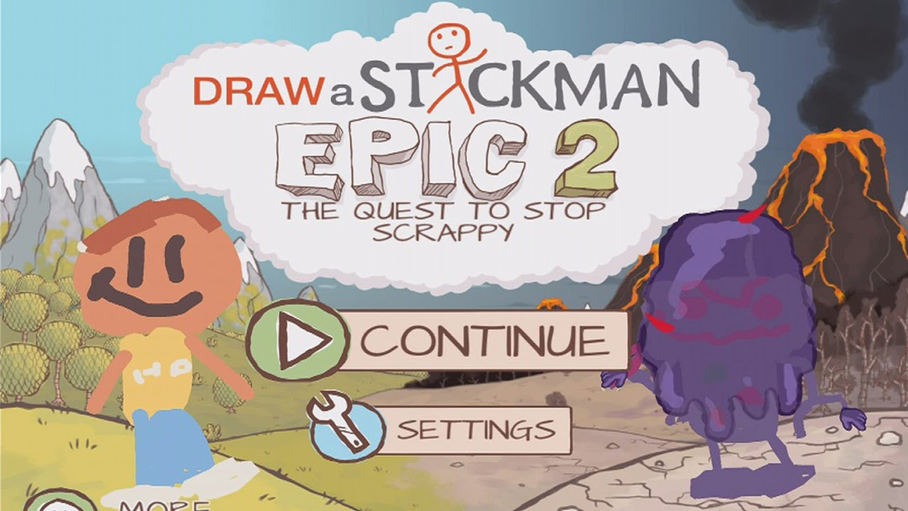 draw a stickman epic 2 online no download
