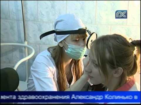 В первой городской больнице Вологды не хватает врачей отоларингологов