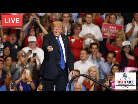 FULL Event: President Donald Trump HUGE Rally in Columbia, MO 11-1-18