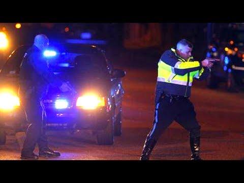 Shootout: Boston Marathon Bombing Suspect And Police
