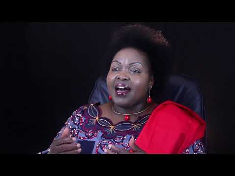 A Great African Father | AFRICANUS TALKS | SARAH AGNELA NYAOKE OUMA | PART 4