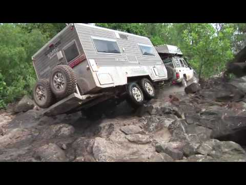 Lastest Rhinomax New Discovery Hybrid Off Road Caravan On Sand  YouTube