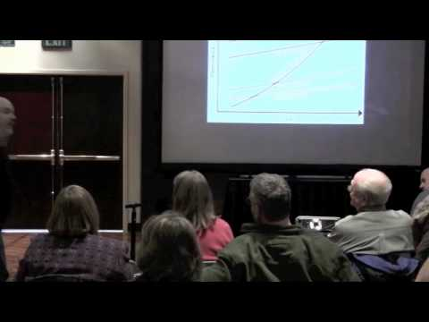 Adrian Sannier's Morning Presentation at Boise State University, January 20, 2011