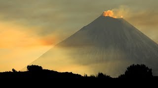 The Giant Volcanoes from the end of the World