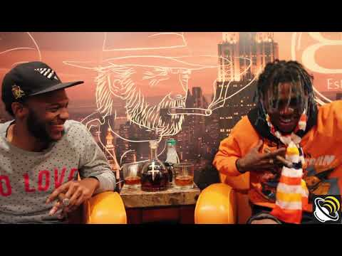 Cigar Talk: The best Famous Dex interview you ever heard!