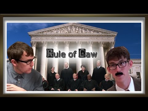 Rule of Law - Episode 734 - The Supreme Court