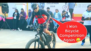Riding for Child Welfare | CRY Cyclothon 2018