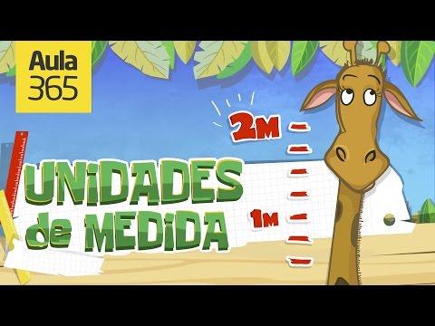 Las Unidades de Medida | Videos Educativos para Niños