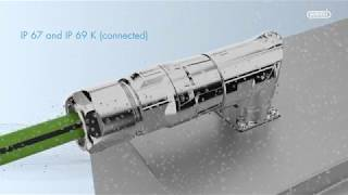 HUMMEL AG // Circular Connector // M23 Assembly Video
