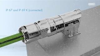 HUMMEL AG // Circular Connector // M23 Assembly Video