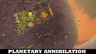 The End of the Galaxy - Planetary Annihilation TITANS