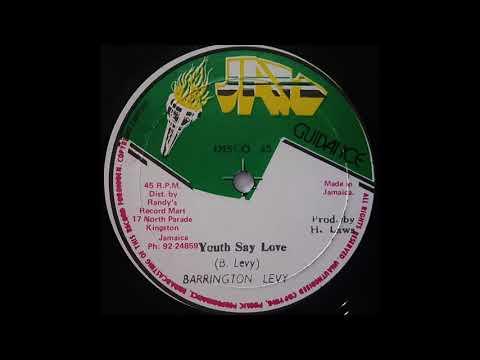 BARRINGTON LEVY - Youth Say Love [1981]