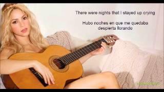 Shakira 23 subtitulado English - Spanish
