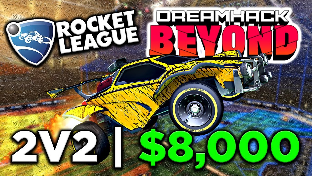 These Players are Absolutely CRACKED at 2v2! | Dreamhack Beyond Boost Cup 2v2 Recap
