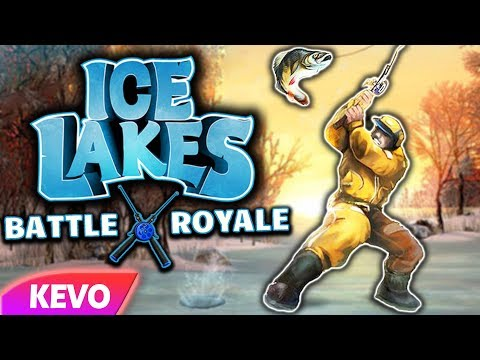Battle Royale but it's a fishing game |