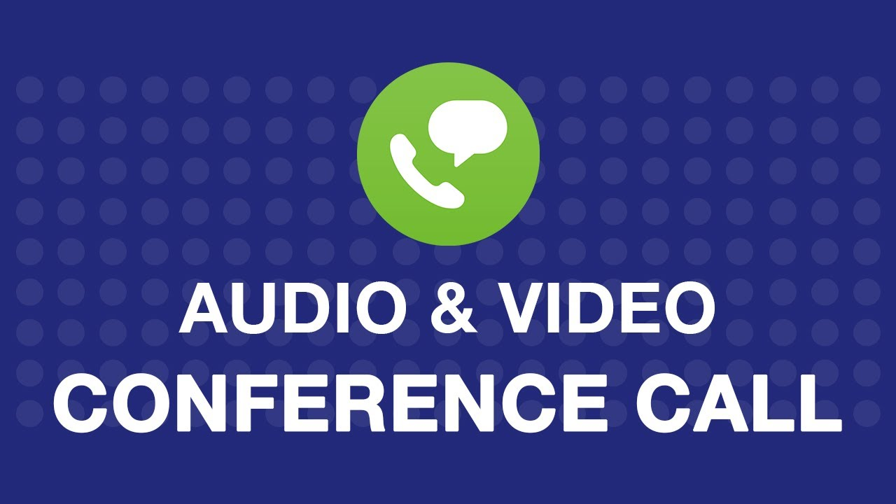 how to make conference call in jio