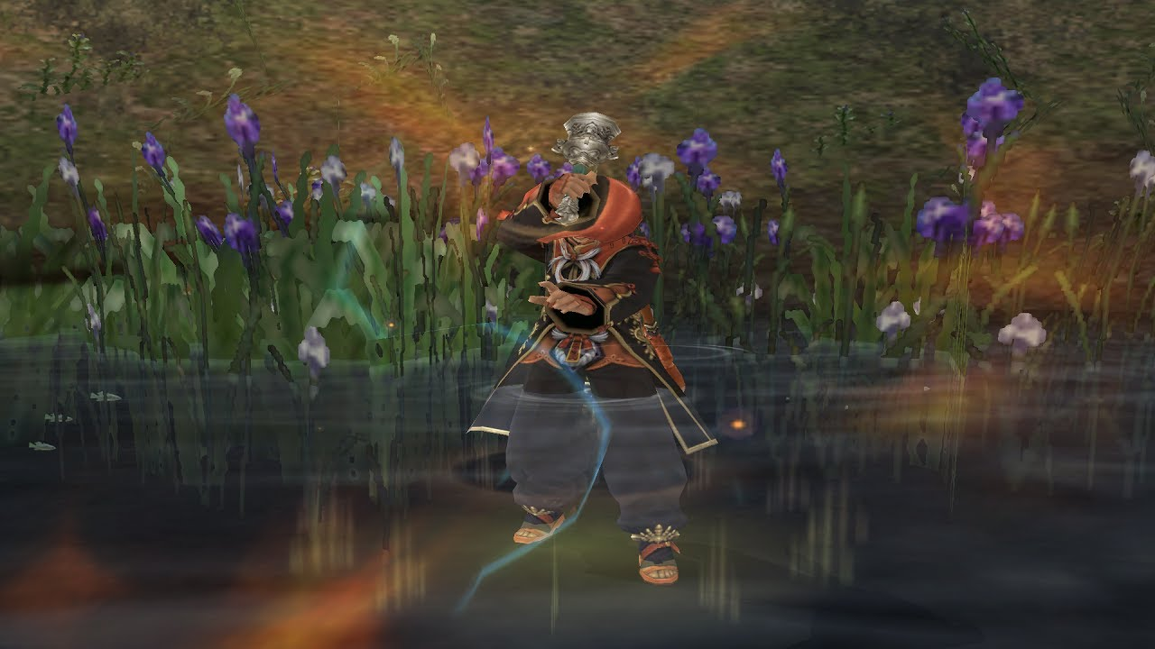 Final Fantasy XI: Geomancer Guide