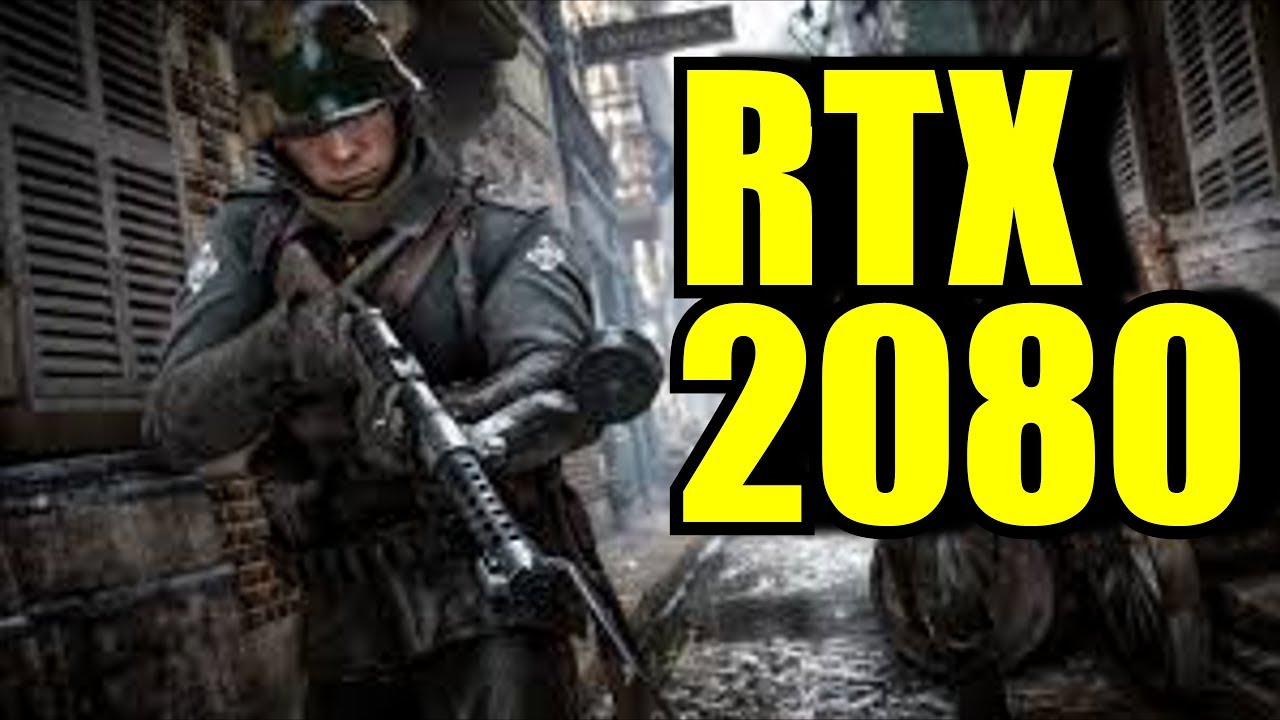 RTX 2080 Low FPS & Stuttering in games (Battlefield V, Black ops 4