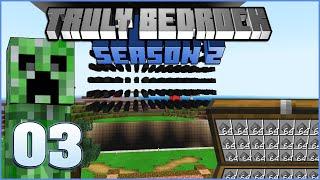 Creeper Farm   Truly Bedrock Season 2 Episode 3   Minecraft Bedrock Edition
