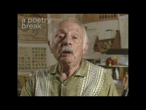 "Poetry Breaks: Stanley Kunitz Reads ""The Layers"""
