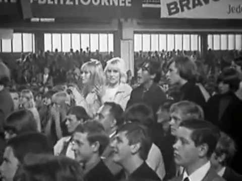 Public Domain Police Training Film, Beatles Concert, Hamburg, D, 1966