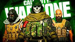 #LUTO - Call of Duty WARZONE - SQUAD com o GnomoVRAU ATROPELOU GERAL