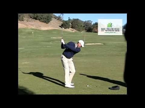 Matt Kuchar DL Iron Swing Slow-Mo