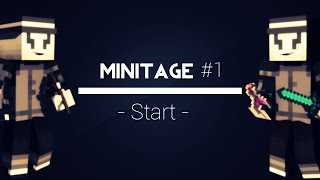 Minitage #1 - Start - + Test RSMB Settings [Minecraft]