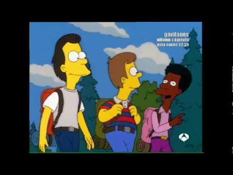 MR. Sandman (Homer, Carl y Lenny)