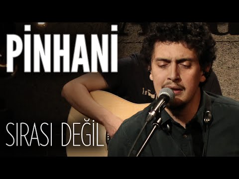 Pinhani - Sırası Değil (JoyTurk Akustik)