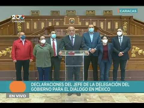 Incorporan a Alex Saab en mesa de diálogo gobierno-oposición en México