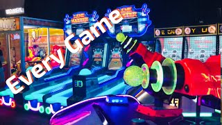 Myrtle Beach Dave & Buster's New Games   Full Tour