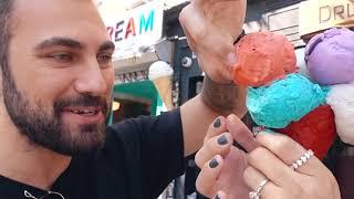 Download Video BİR KÜLAHTA 7 TOP DONDURMA OLUR MU? New York'ta Son Günümüz! MP3 3GP MP4