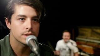"Delta Spirit - ""Tear It Up"" - HearYa Live Session 8/2/12"