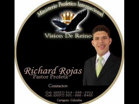 Pastor Richard Rojas - Quienes Pueden Entrar en la Presencia de Faraon?