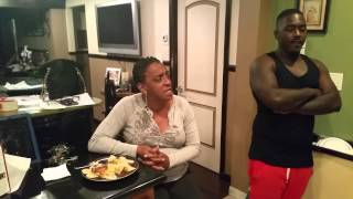 Auntie Fee response to Mr. Kali Muscle. Holla @ me