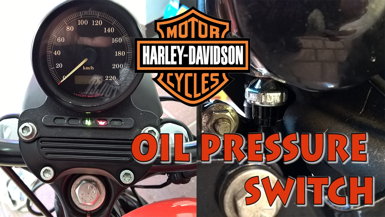 Harley Oil Sender Wiring Diagram Simple on