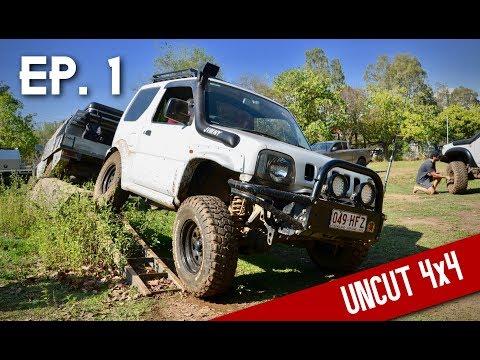 Suzuki Jimny Off Road | Uncut 4x4 Ep. 1
